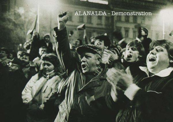 Alanalda - Demonstration